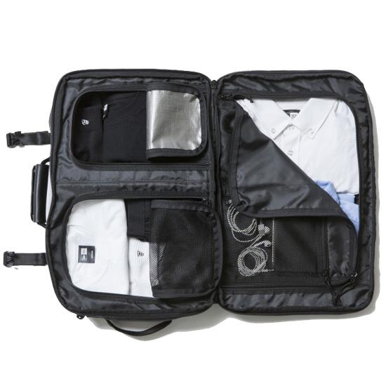New gills bag NEW ERA 3 Way Bag three-way bag shoulder bag briefs bag rucksack backpack 11404848 black