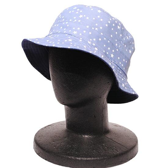 ad891bc6926 blackstore  Star Reversible Bucket Hat pail hat hat   blue X navy ...