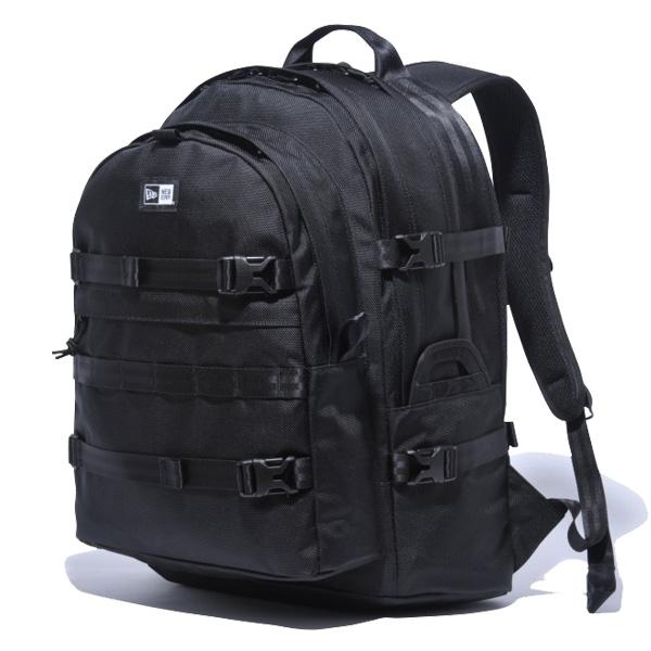 送料無料 ニューエラ バッグ NEW ERA キャリアパック Carrier Pack リュック 11404494 ブラック