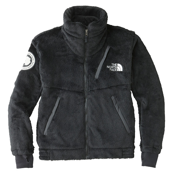 7a63d7095 North Face THE NORTH FACE Ann Tak Thika decorative collar storehouse jacket  Antarctica Versa Loft Jacket fleece jacket NA61710 black