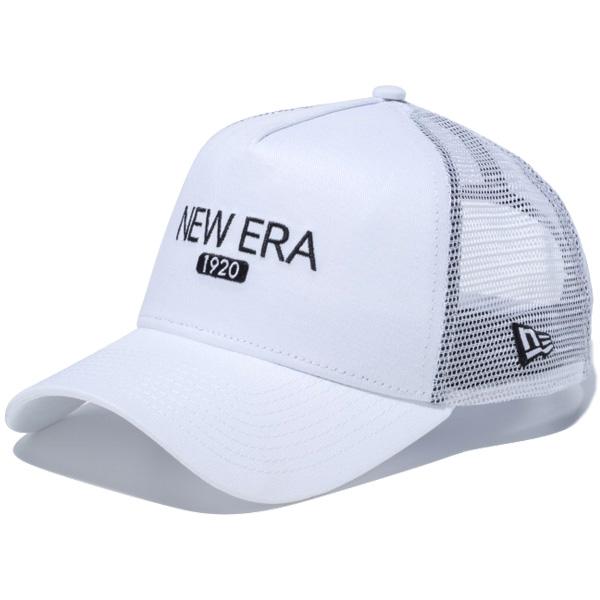 100% authentic 90c4c dac99 New gills mesh cap hat NEW ERA 9FORTY A-Frame trucker NEW ERA 1920 new  gills cap newera Cap street men unisex 11785309 white X black