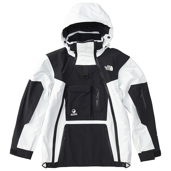 afa770ba2 North Face jacket men Gore-Tex transformer jacket THE NORTH FACE GORE-TEX  Transformer Jacket white NS61806
