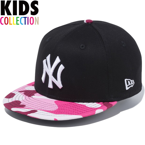 60efc9c2 Child birthday present 11556867 black X Snow white pink duck visor of the  boy woman for the new gills kids cap hat NEW ERA Youth 9FIFTY color duck  New York ...