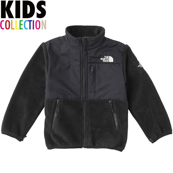 eaa756b9f Child birthday gift present NAJ71881 black of the  ノースフェイスジャケットキッズデナリフリースジャケット THE NORTH FACE ...