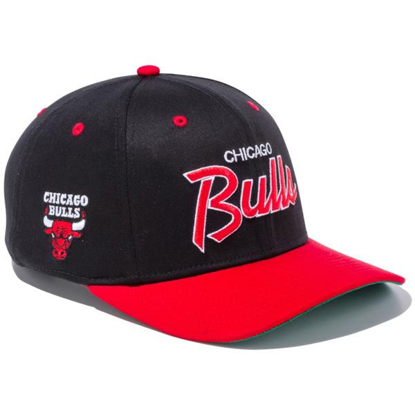 New Era 9Fifty Stretch Snapback Cap Chicago Bulls