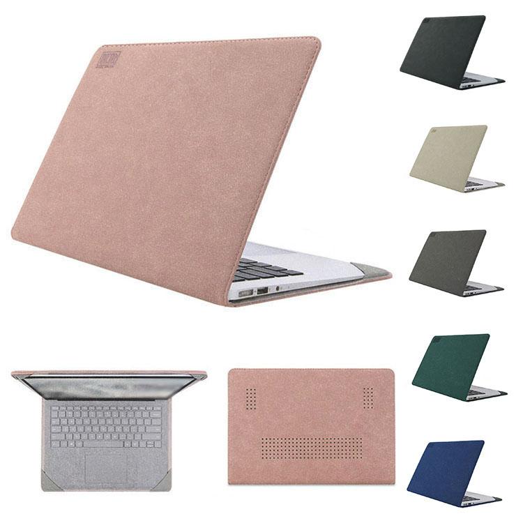 サーフェス ラップトップ Go用のs手触りの良い質感の高級PUレザー マイクロソフト 衝撃吸収 ケース タブレットケース タブレットカバー Surface Laptop Go 12.4インチ おすすめ カバー 手帳型 ノートパソコン フリップカバー型 宅配便送料無料 タブレットPC おしゃれ サーフェイス Microsoft インナーバッグ サフェイス サーフェスラップトップ 18%OFF