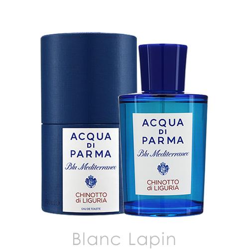 【並行輸入品】 アクアディパルマ ACQUA DI PARMA ブルーメディテラネオキノットディリグーリア EDT 150ml [570360]