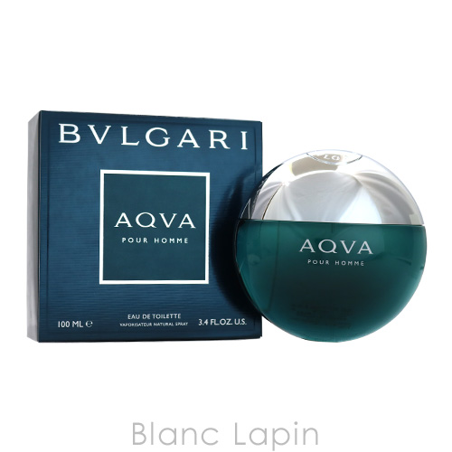 【並行輸入品】 ブルガリ BVLGARI アクアプールオムEDT 100ml [111864]