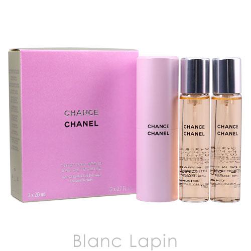 シャネル CHANEL チャンスツイスト&スプレー 20mlx3 香水 [261004]