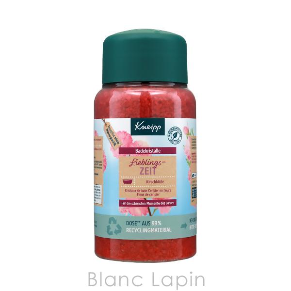 並行輸入品 セール 特集 クナイプ KNEIPP バスソルト 157252 サクラの香り 600g 流行