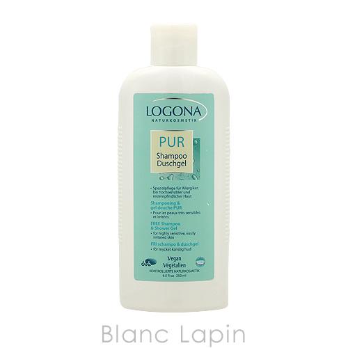 並行輸入品 ロゴナ LOGONA フリーシャンプーボディソープ 250ml ショッピング 016248 人気急上昇