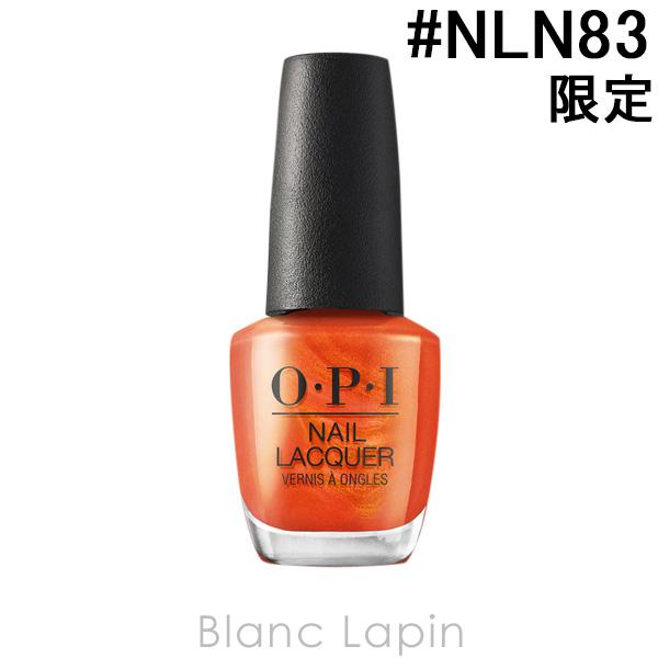 OPI ネイルラッカー #NLN83 PCH 021097 返品交換不可 ラブソング 人気商品 15ml