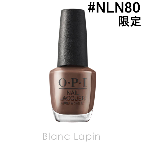 OPI ネイルラッカー #NLN80 品質検査済 クリフサイド 15ml カラオケ 全品最安値に挑戦 021066