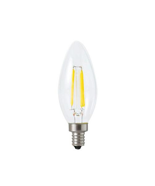 LEDシャンデリア球 E12クリア 供え セール特別価格