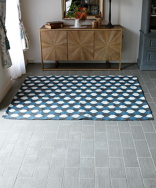 Brita Sweden アウトドアラグ・クラウド150x200/ ラグ カーペット 絨毯 OUTDOOR 屋外 マット 洗える