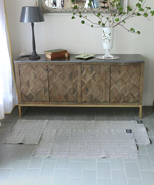 Brita Sweden アウトドアラグ・ペンバ・ベルーガ70/ ラグ カーペット 絨毯 OUTDOOR 屋外 マット 洗える