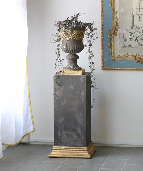 ELUSIO ヴェース・ドレ/ 花器 花瓶 植木鉢 アンティーク