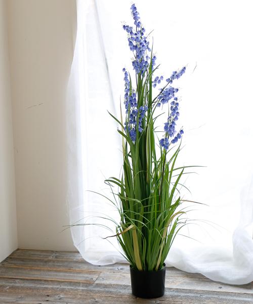 Fiorira un Giardino インテリアグリーン・カンパニュラ/ 人工観葉植物 フェイクグリーン インテリア グリーン 観葉植物 オブジェ 造花