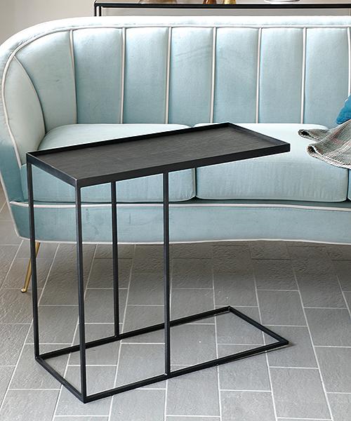 NOTRE MONDE  ベッドテーブル・レクタングル・ベース