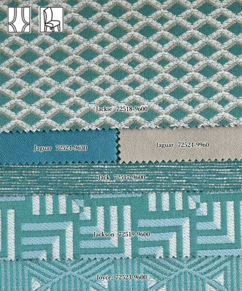 Houles ウールズ JACKIE6 BLUE【サンプル貸出】