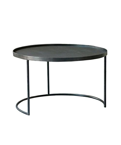 NOTRE MONDE ソファネストテーブル・ラウンド・ベースGM