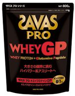 To a high-power system athlete challenging the limit of 800 g of zavas/ ザバスボディーメーカーアスリートザバスプロホエイ GP (plane taste) size