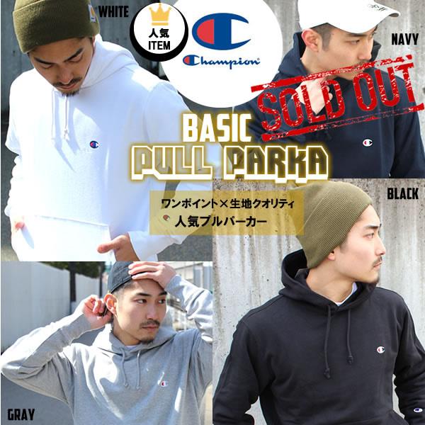 2bf55059 Parka food sweat shirt pullover 4 color basic C logo men gap Dis