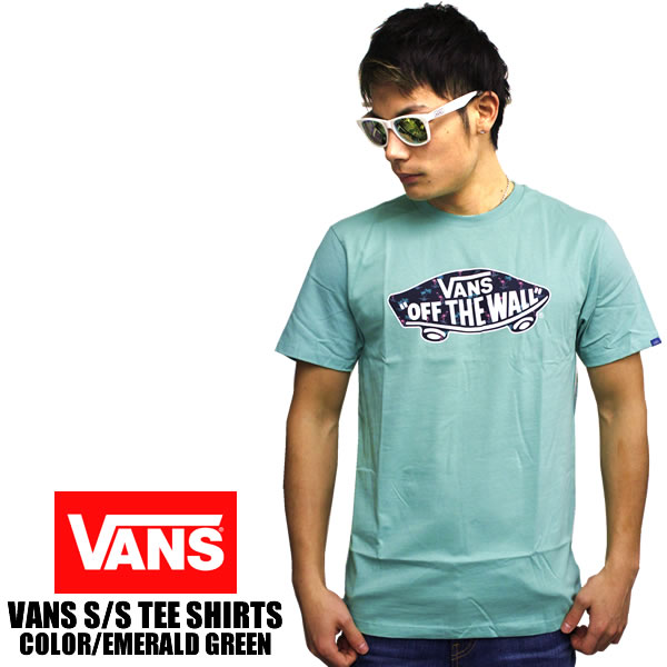34374d8763 blast  VANS   vans short sleeve T shirt OTW LOGO FILL off-the-wall ...