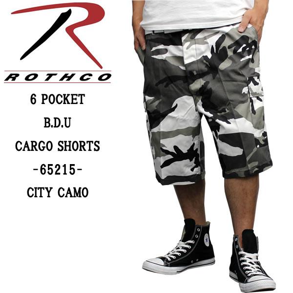 583666b639a Sold ROTHCO BDU cargo sorts city Camo STYLE 65215 ROTHCO. rothco shorts.  men s. 3 l. cargo pants. mens. summer. cargo pants... half... camouflage.