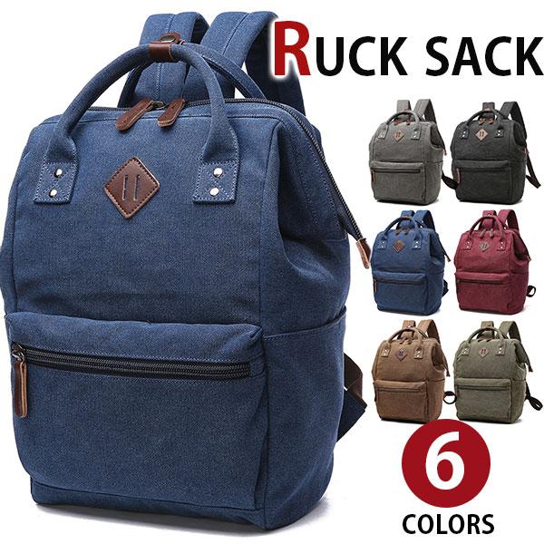 4105778360 通学 アウトドア MY リュック BAG 6042 鞄 6色選択可 通勤 xs 帆布バッグ ...