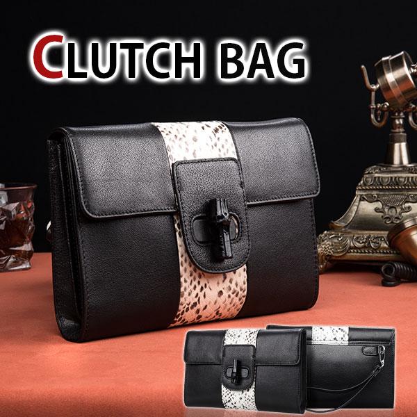 クーポン対象アイテム MY BAG 送料無料 セカンドバッグ メンズ 小さめ 本牛革レザー 収納 メンズバッグ セカンドバッグ ビジネスブラック 786-7