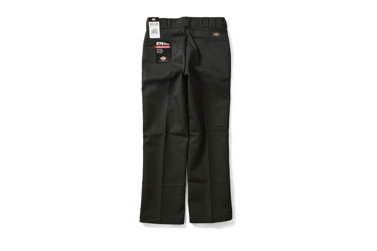 2a6cc42cdb2 BLEECKER  Dickies Dickies ORIGINAL 874 WORK PANT work pants 874OG ...