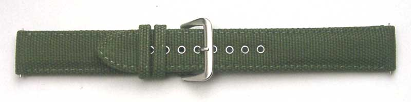 [Order product] Casio genuine belt OVW-100BJ-3AJF dedicated band Moss Green 20mm (10186038)