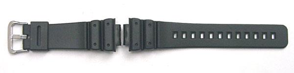 [Order product] G-Shock G-SHOCK genuine band: DW-8700-1, DW-6900B-9, DW-6200-1, DW-6600-1, DW-6200-1, DW6600-1-only belt resin black white 71604349 beautiful lock