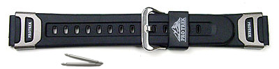 [Order product] can be attached to (10031024-72011775 * 2) PRT-40 ? PRT-50 ? PRT-30 set of spring bars and Casio Pro Trek-only belt PRT-41J-1-only urethane resin band