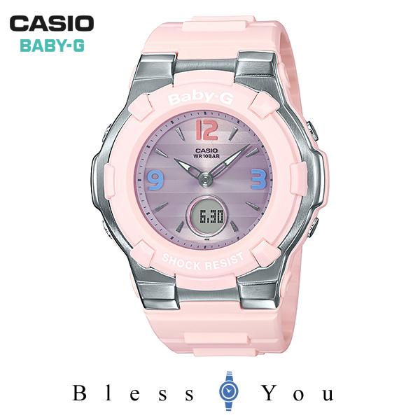 CASIO BABY-G カシオ ソーラー電波 腕時計 レディース ベビーG 2019年4月新作 BGA-1100TR-4BJF 23,0