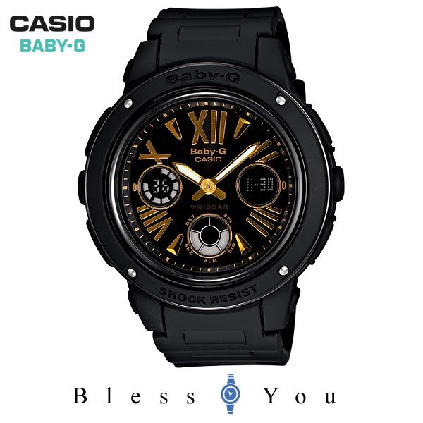 ポイント10倍 ベビーg 腕時計 カシオ 腕時計 baby-gBGA-153-1BJF レディース 新品お取寄せ品