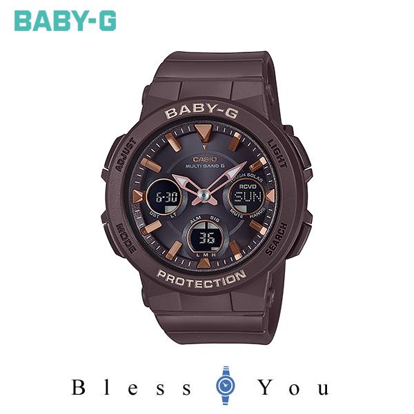 CASIO BABY-G カシオ ソーラー電波 腕時計 レディース ベビーG 2019年11月新作 BGA-2510-5AJF 21,0