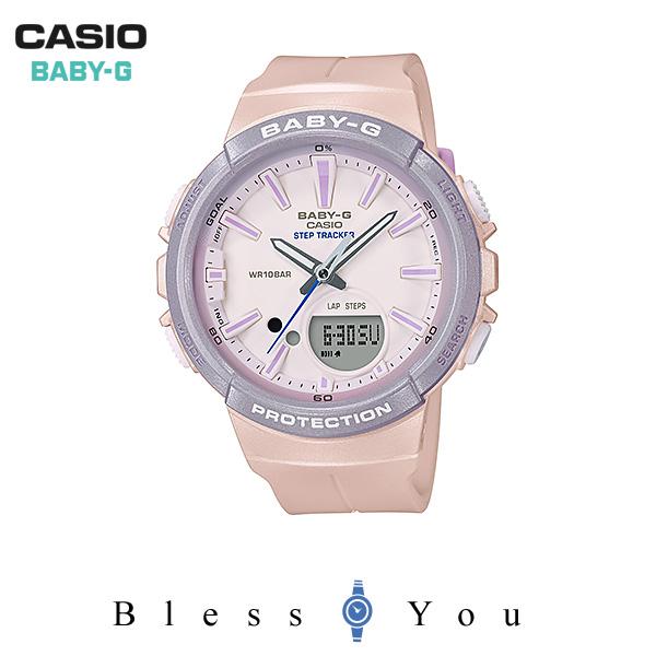 CASIO BABY-G カシオ 腕時計 レディース ベビーG BGS-100SC-4AJF 15,5