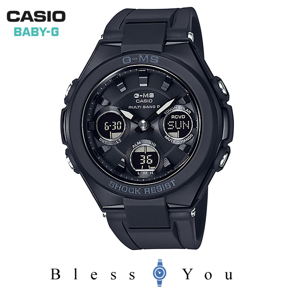ポイント10倍 カシオ ベビーG レディース 腕時計 MSG-W100G-1AJF 32,0