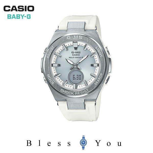 CASIO BABY-G カシオ ソーラー電波 腕時計 レディース ベビーG 2018年6月 MSG-W200-7AJF 28,0 SSS
