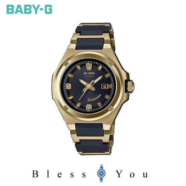 CASIO BABY-G カシオ ソーラー電波 腕時計 レディース ベビーG 2019年11月新作 G-MS 25周年記念 MSG-W325CGD-1AJR 43,0
