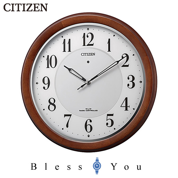 シチズン 掛け時計  4MY852-006 新品お取り寄せ 20,0
