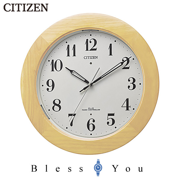 シチズン 掛け時計  4MYA35-007 新品お取り寄せ 10,0