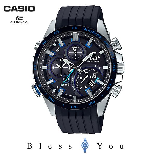 CASIO EDIFICE カシオ ソーラー 腕時計 メンズ エディフィス EQB-501XBR-1AJF 43,0
