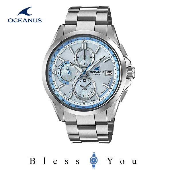 カシオ ソーラー電波 腕時計 メンズ オシアナス OCW-T2610H-7AJF 115,0