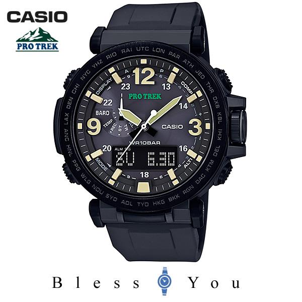 カシオ プロトレック CASIO PRO TREK ソーラー 腕時計 メンズ アナデジ タフソーラー PRG-600Y-1JF 48,0