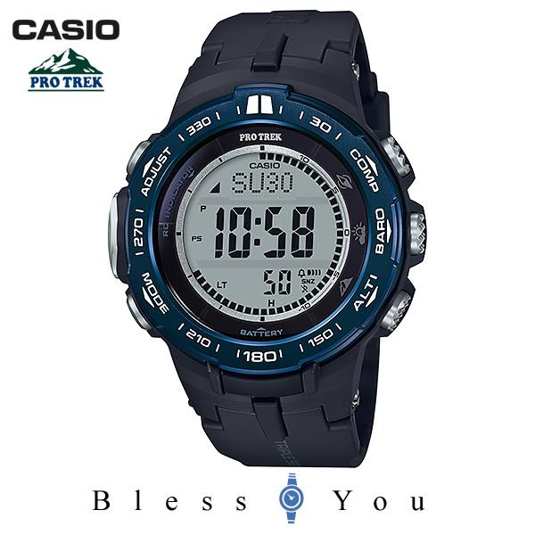 ポイント10倍 CASIO PRO TREK カシオ 電波ソーラー 腕時計 メンズ プロトレック PRW-3100YB-1JF 42,0