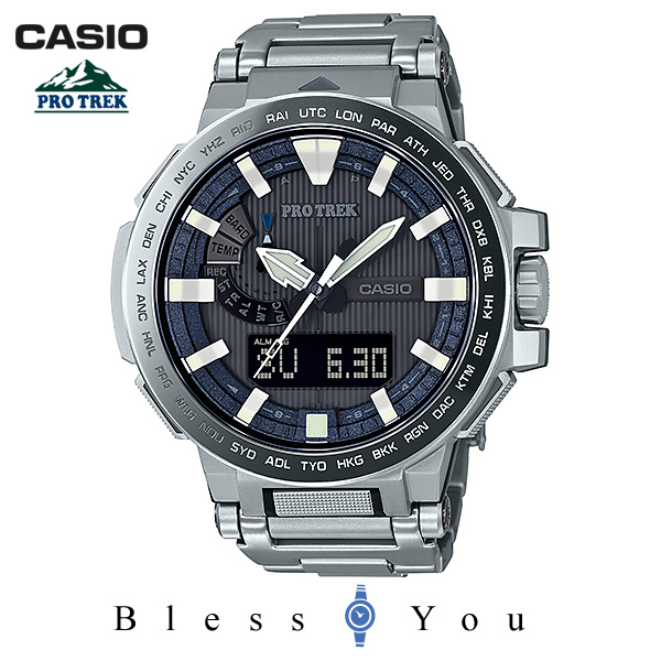 CASIO PROTREK マナスル カシオ 腕時計 メンズ プロトレック PRX-8000GT-7JF 170,0