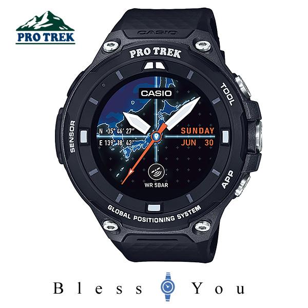 カシオ プロトレックスマート WSD-F20-BK 51,0  GPS搭載 PROTREK Smart